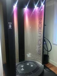 norvell auto revolution spray tan booth for sale